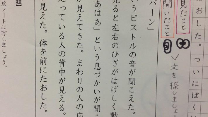 文章を読む